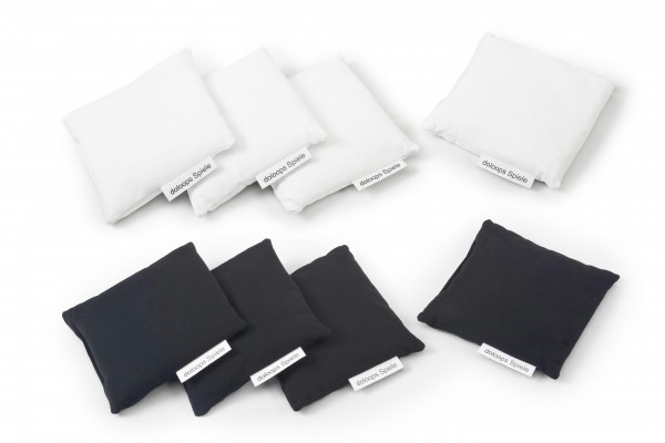 Cornhole-Freizeit Bag Set - 8 Bags in versch. Farben erhältlich