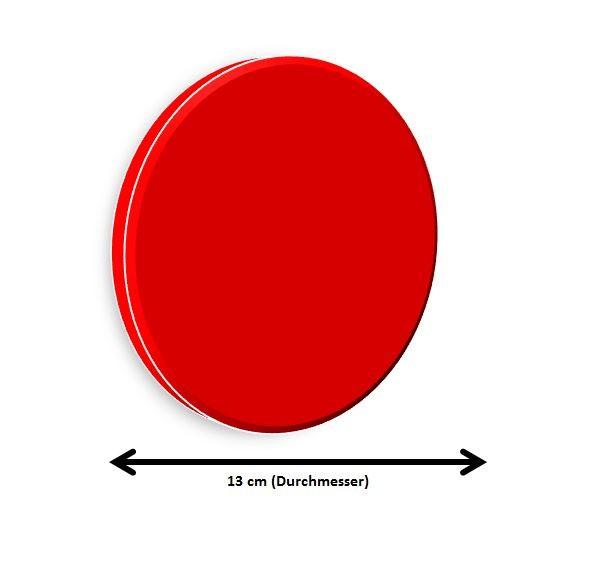 Vier Gewinnt XXL DELUXE Ersatzspielstein rot oder schwarz