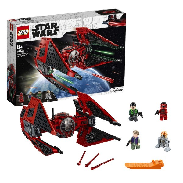 LEGO® Star Wars 75240 - Resistance Major Vonreg's TIE-Fighter
