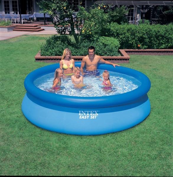 Intex Easy Jet Pool / Swimmingpool 305x76cm für zu Hause