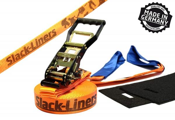 Slackline Profiband Balance Sport Trend - Slackstar Set Basic
