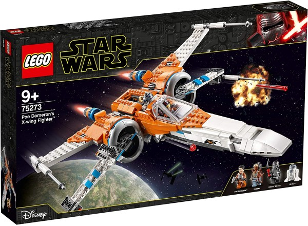 LEGO® Star Wars™75273 - Poe Damerons X-Wing Starfighter™
