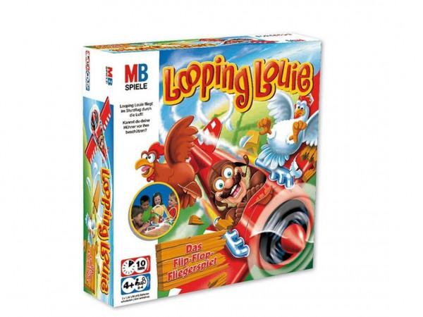 Looping Louie - das rasante Fliegerspiel um die Münzen von Hasbro