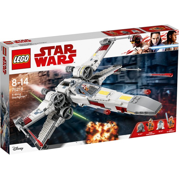 LEGO® Star Wars 75218 - X-Wing Starfighter