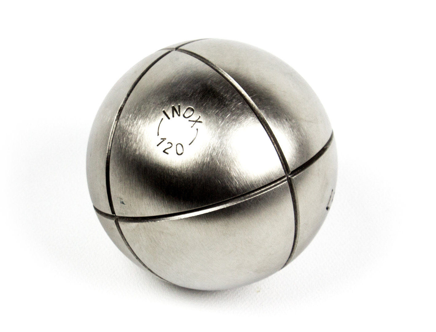 Edles Profi Boule Kugel Set - 3 sehr schöne Deluxe Boule