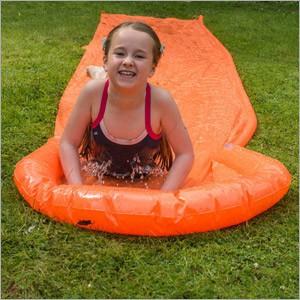 Super Spaß Wasserrutsche 5m Water Slide für den Garten