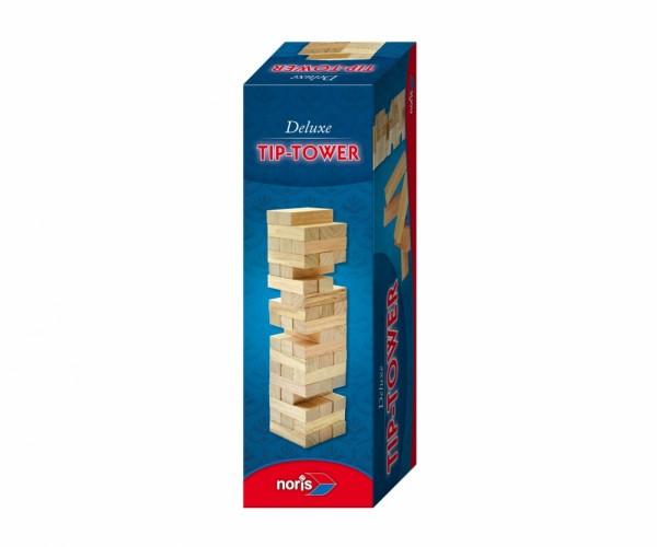 Wackelturm / Holzturmspiel von Noris - der Klassiker im Turmbau
