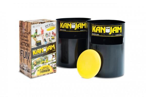 Kanjam Spielset - Frisbee Trendsport Outdoorgame - super Spass