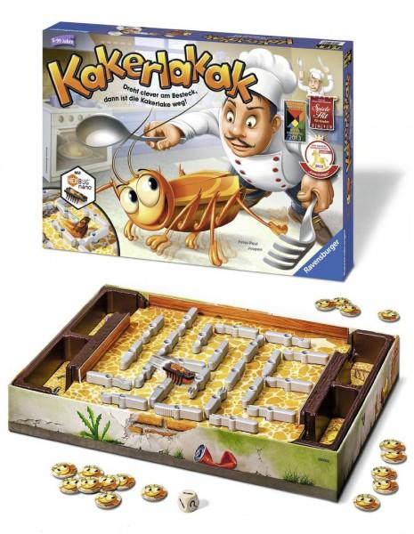 Kakerlakak - das super Spiel für die Familie - Ravensburger Spiel