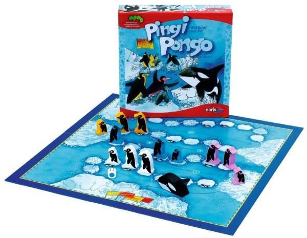 Pingi Pongo - Wettlauf zum Südpol, der tolle Pinguinspaß