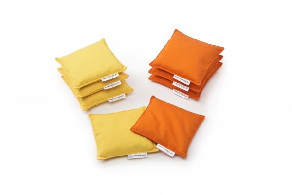 Original Cornhole Bag Set - 8 Bags in versch. Farben