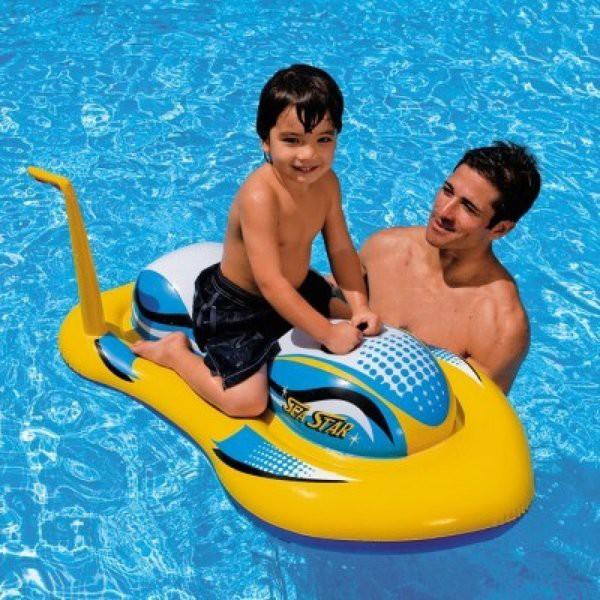 Intex Wave Rider für Kids - aufblasbarer Wellenreiter