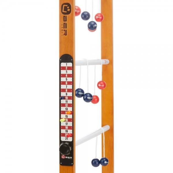 Punktetafel für Leitergolf