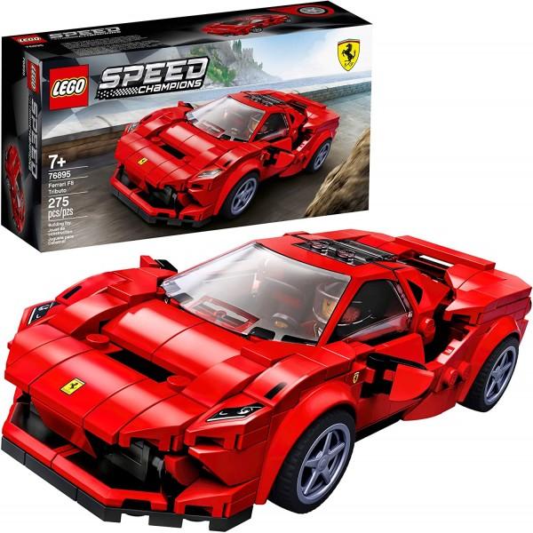 LEGO® Speed Champions 76895 - Ferrari F8 Tributo