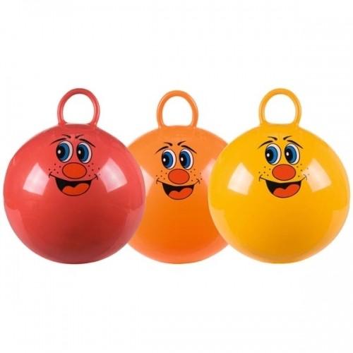 Skippy Spring- und Hüpfball - der super Springspaß mit 50 cm Ball
