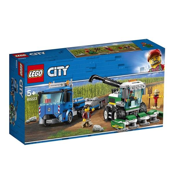 LEGO® City Transporter - Set 60223 Transporter für Mähdrescher