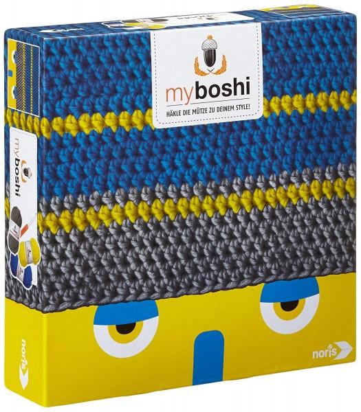 myboshi - das trendige Selbsthäkel Set
