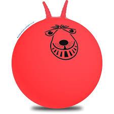 Space Hopper 80 cm Hüpfball - 1er Pack (ohne Pumpe)