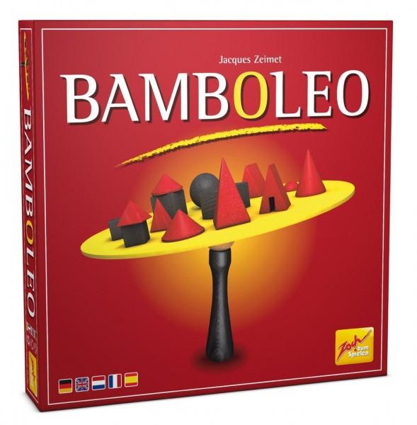 Bamboleo - mit Geschick und Balance zum Sieg