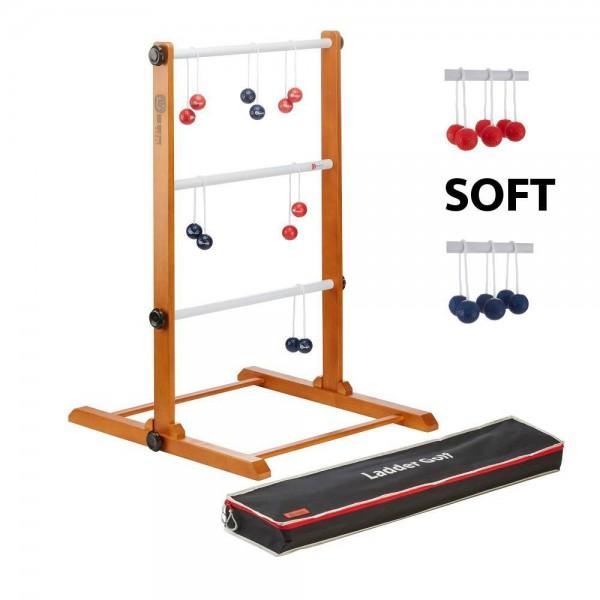Meister-Leitergolf mit SOFT-Bolas - Model 2018 -