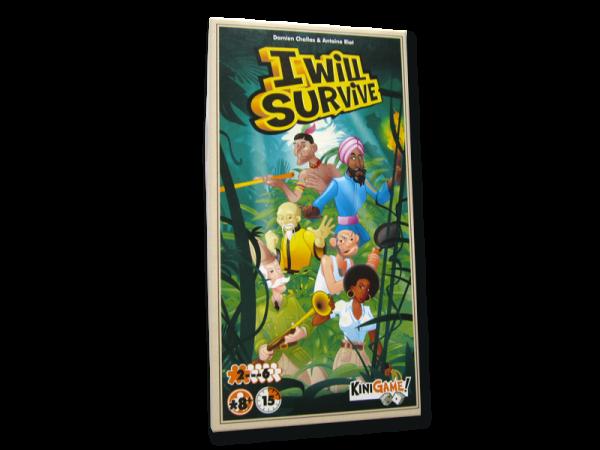 I will survive (Partyspiel)