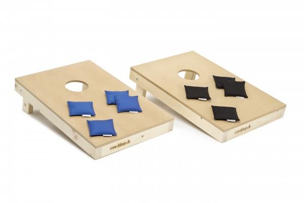 Original Cornhole Spielset – 2 Boards 8 Bags Cornhole Turnierset