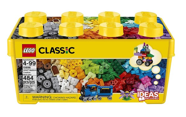 LEGO® Classic Set - 10696 Mittelgroße Bausteine-Box - Lernspielzeug