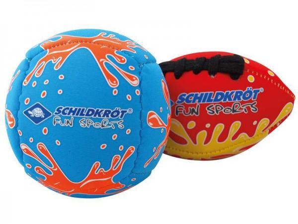 Neopren Mini-Ball Duo Pack für Wasser Outdoor