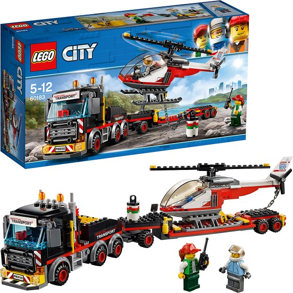 LEGO® City 60183 - Schwerlasttransporter