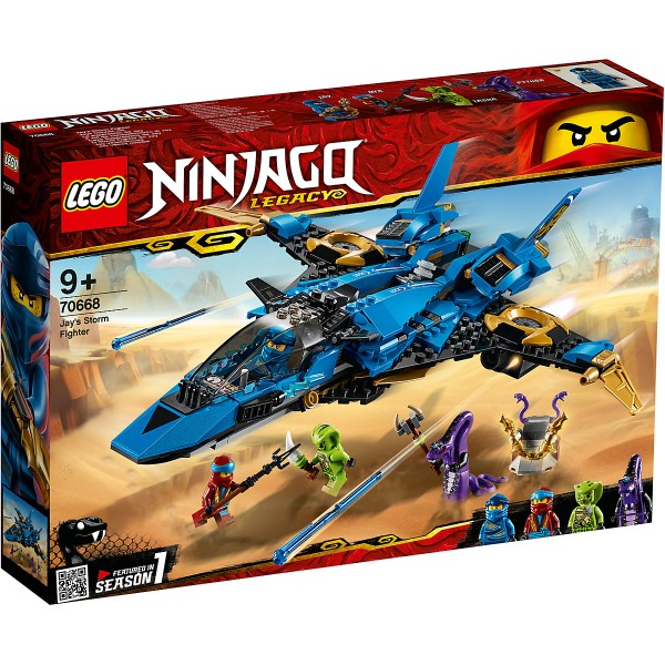 LEGO® NINJAGO® Legacy Set 70668 - Jays Donner-Jet