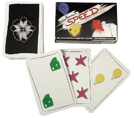 Speed - das schnellste Kartenspiel der Welt