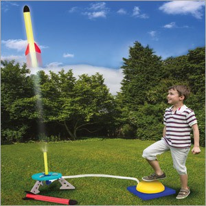Pop Rocket - die super Rakete für kleine und große Forscher
