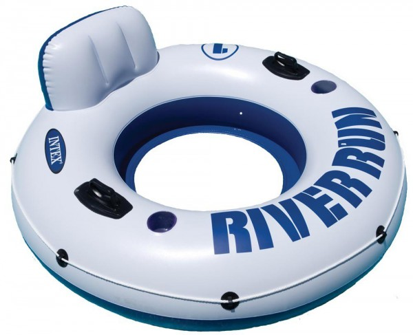 Intex Schwimmring /Schwimmsessel RiverRun 1 - 135 cm Durchmesser