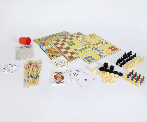 Noris Spielemagazin - Spielesammlung mit 400 Möglichkeiten