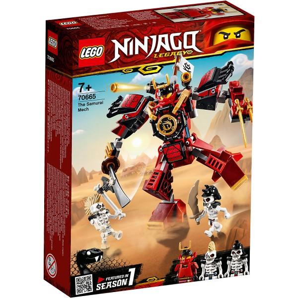 LEGO® NINJAGO® Legacy 70665 - Samurai-Roboter